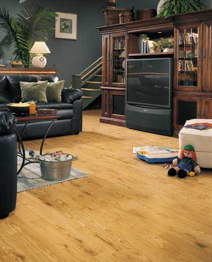 Golden Oak Laminate Flooring Lowes