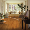 Armstrong Hardwood Flooring for the Sunrooms