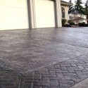 Brickform Chemical Stain for the Drive/Walkways