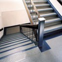 Johnsonite® Commerical Flooring for the Stairs/Stairwells