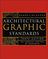 Click here for larger photo of Architectural Graphic Standards, Tenth Edition