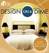 Click here for larger photo of Design on a Dime : Achieve High Style on a $1,000 Budget