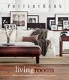 Click here for larger photo of Pottery Barn Living Rooms (Pottery Barn Design Library)