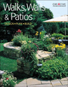 Click here for larger photo of Walks, Walls & Patios: Plan, Design & Build