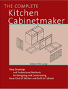 Click here for larger photo of The Complete Kitchen Cabinetmaker: Shop Drawings and Professional Methods for Designing & Construct