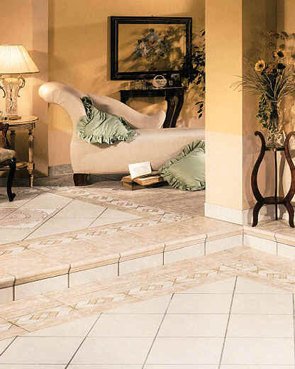 Living rooms flooring ideas room design and decorating for Ceramic tile flooring ideas living room