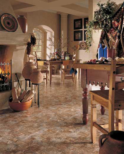Dining Room Areas : Flooring Ideas