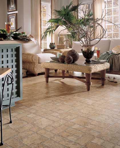 Living rooms designs courtesy of mannington vinyl flooring all