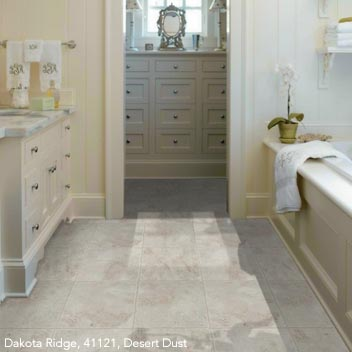 Bathrooms Flooring Idea Aurora Dakota Ridge By