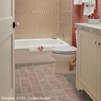 Mannington vinyl flooring bathroom 2015 best auto reviews for Vinyl flooring bathroom