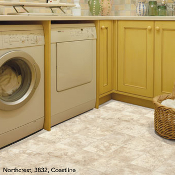 Laundry Room flooring idea : Benchmark, Northcrest by Mannington ...