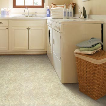 Laundry Room : Flooring Ideas - Room Design and Decorating Options