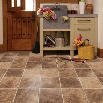 Sunrooms flooring idea simplicity terra nova by for Sunroom tile floor ideas