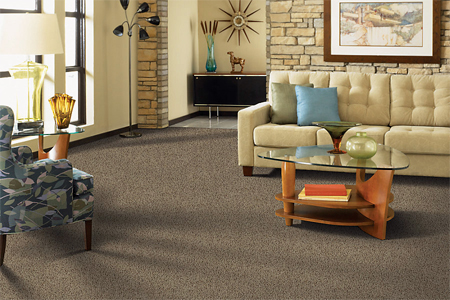 Living Rooms Flooring Idea Triexta PTT By Mohawk Carpet