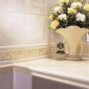 Tileart - Floral Listellos