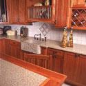 Silestone® quartz surface in the kitchen
