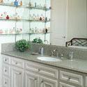 Silestone® Quartz Surface in the Bathroom