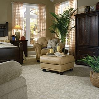 Bedrooms flooring idea Textured Vision by Philadelphia