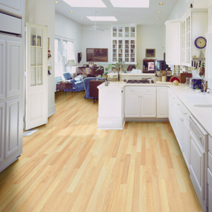 Laminate flooring kitchen laminate flooring ideas for Kitchen laminate flooring
