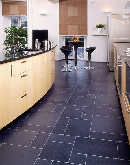 Kitchen Floor Mats: Kitchen Flooring Options Slate