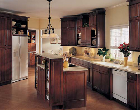 Mill 39 s pride cabinetry brand review for Kitchen design kingston
