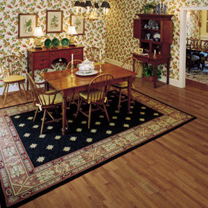 Dining Room Areas Flooring Ideas Design And