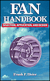 Click here for larger photo of Fan Handbook: Selection, Application, and Design