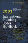 Click here for larger photo of 2003 International Plumbing Codes Handbook