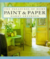 Click here for larger photo of Paint & Paper (Pleasures of Home Series)