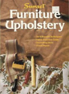Click here for larger photo of Furniture Upholstery (A Sunset book)