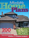 Affordable Home Plans: 200 Best Buys 25 Super Affordable Homes