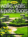Click here for larger photo of How to Build Walks, Walls & Patio Floors