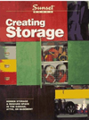 Click here for larger photo of Creating Storage: Hidden Storage & Rescued Space in the Garage, Attic, or Basement
