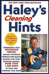 Click here for larger photo of Haley's Cleaning Hints