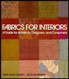 Click here for larger photo of Fabrics for Interiors: A Guide for Architects, Designers, and Consumers