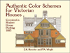 Click here for larger photo of Authentic Color Schemes for Victorian Houses : Comstock's Modern House Painting, 1883