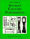 Click here for larger photo of Early American Antique Country Furniture