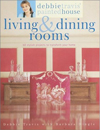 Click here for larger photo of Debbie Travis' Painted House Living & Dining Rooms: 60 Stylish Projects to Transform Your Home