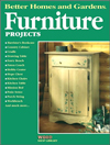 Furniture Projects (Better Homes and Gardens Wood Shop Library)