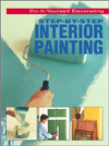 Click here for larger photo of Step-By-Step Interior Painting