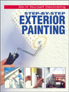 Click here for larger photo of Step-By-Step Exterior Painting