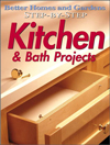Step-by-Step Kitchen & Bath Projects (Better Homes & Gardens Step-By-Step)