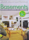 Basements : Your Guide to Planning and Remodeling