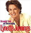 Click here for larger photo of Straight Talk on Decorating from Lynette Jennings