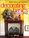 Click here for larger photo of Decorating Basics: Styles, Colors, Furnishings (Better Homes & Gardens