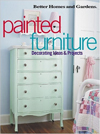 Click here for larger photo of Painted Furniture Decorating Ideas & Projects