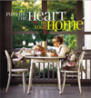 Click here for larger photo of Putting the Heart in Your Home : Decorating That Nurtures Your Soul