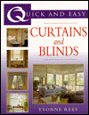 Curtains and Blinds (Quick & Easy Series)