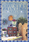 Click here for larger photo of Emma Hunk's Country Painting Style: 20 Decorative Painting Projects
