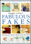 Click here for larger photo of Maggie Colvin's Fabulous Fakes